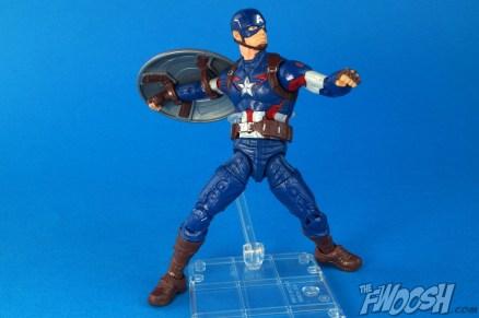 Hasbro Marvel Legends Thanos Series Age of Ultron Captain America 5