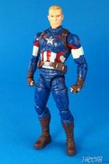 Hasbro Marvel Legends Thanos Series Age of Ultron Captain America 8