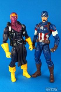 Hasbro Marvel Legends Thanos Series Age of Ultron Captain America 9
