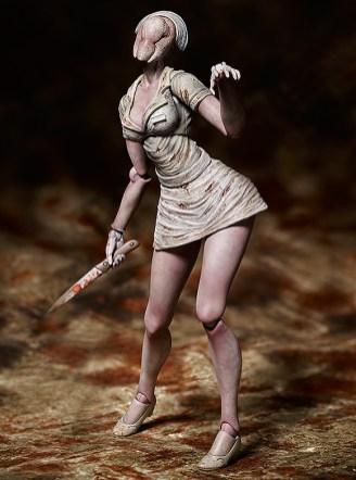 Max Factory Figma Silent Hill Bubble Head Nurse 3