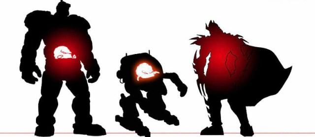 First Gokin Teenage Mutant Ninja Turtles Krang Shedder Featured