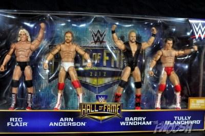 Four Horsemen figure review - in package