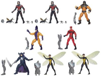 Hasbro Marvel Legends Ant-Man Infinite Pre