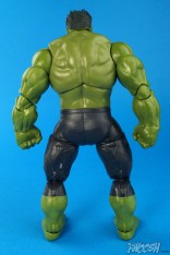Hasbro Marvel Legends Thanos Series Movie Hulk 1