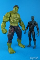 Hasbro Marvel Legends Thanos Series Movie Hulk 3