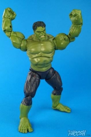 Hasbro Marvel Legends Thanos Series Movie Hulk 5