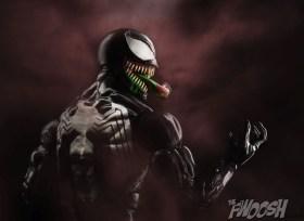Hasbro Marvel Legends Promo SDCC 2015 Venom 1