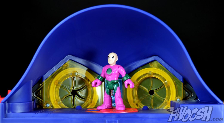 Mattel Imaginext Dc Super Friends Hall Of Doom