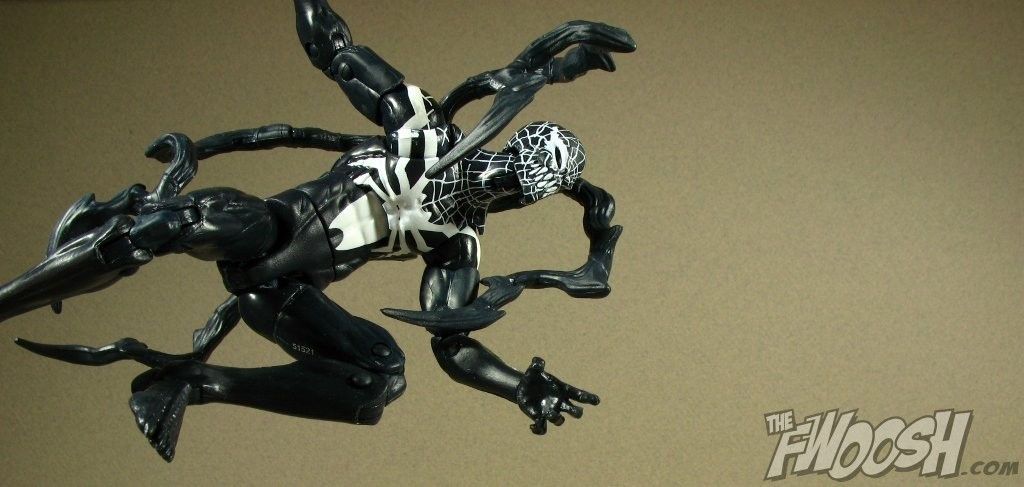 hasbro spiderman legends infinite series superior venom