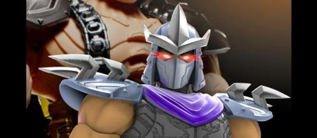 First Gokin Shredder Featured