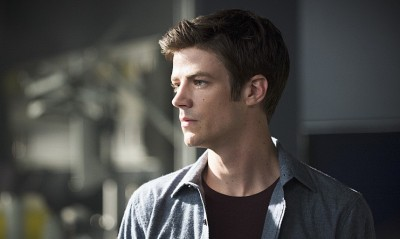 The Flash - The Man Who Saved Central City - Grant Gustin as Barry Allen