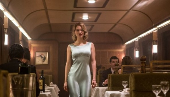 Lea Seydoux in Metro-Goldwyn-Mayer Pictures/Columbia Pictures/EON Productions' action adventure SPECTRE.