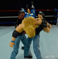 WWE Mattel APA -APA slam Edge