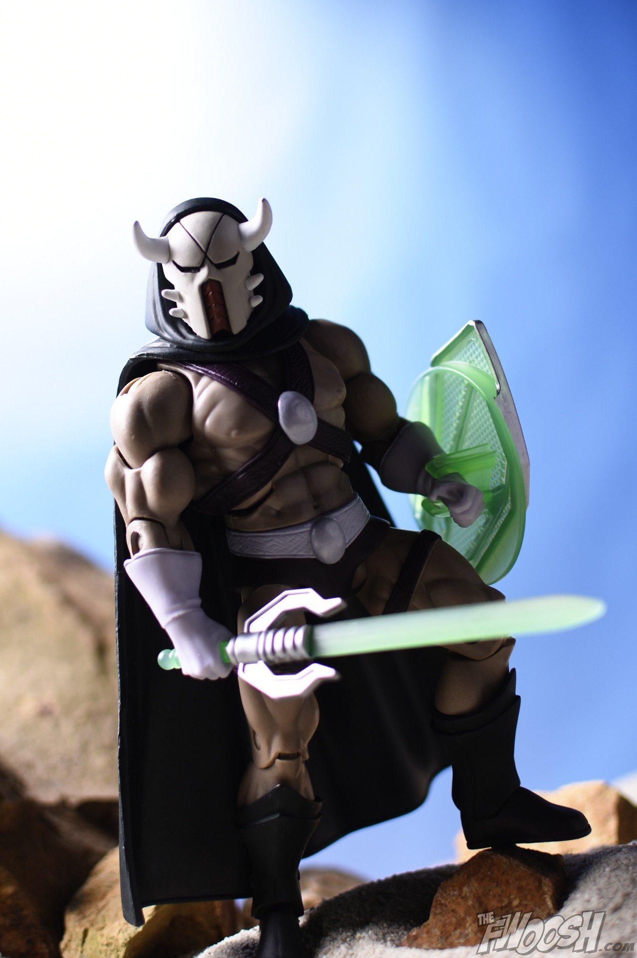 Exceptionnel MOTUC Feature: Lord Masque | The Fwoosh WI61