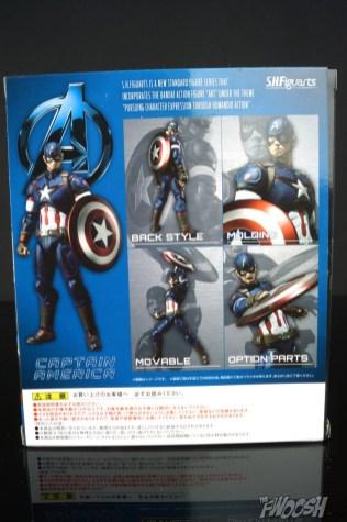 Bandai S.H. Figuarts Avengers Age of Ultron Captain America 11