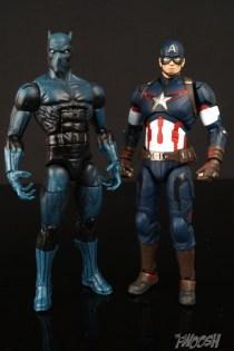 Bandai S.H. Figuarts Avengers Age of Ultron Captain America 6