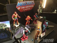 Mattel Masters of the universe toy fair 2016 filmation