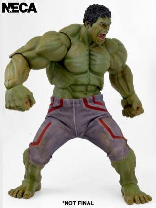 NECA Avengers Age of Ultron Hulk 1