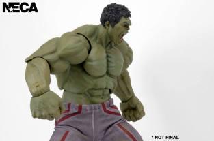 NECA Avengers Age of Ultron Hulk 2