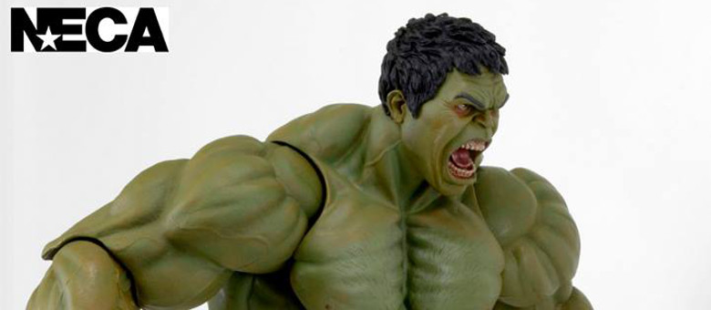 Neca 14 scale avengers age of ultron hulk the fwoosh neca avengers age of ultron hulk featured publicscrutiny Gallery