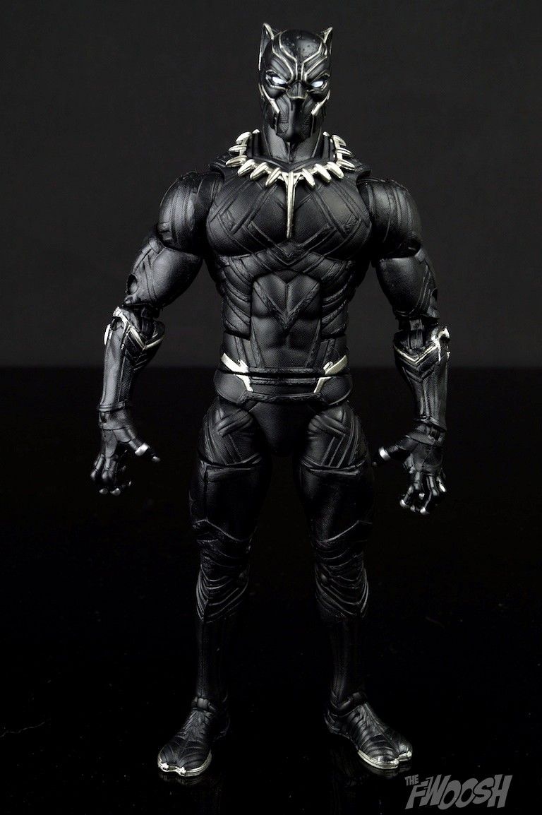 Marvel Black Panther Movie Costume