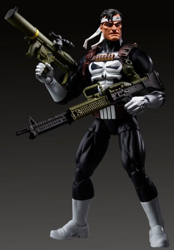 Marvel Legends War Journal Punisher 6 inch - Walgreens