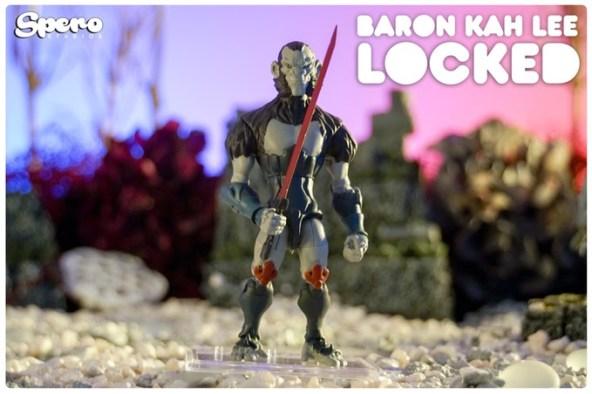 Spero Animal Warriors of the Kingdom BARON KAH LEE