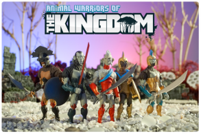 Spero Animal Warriors of the Kingdom