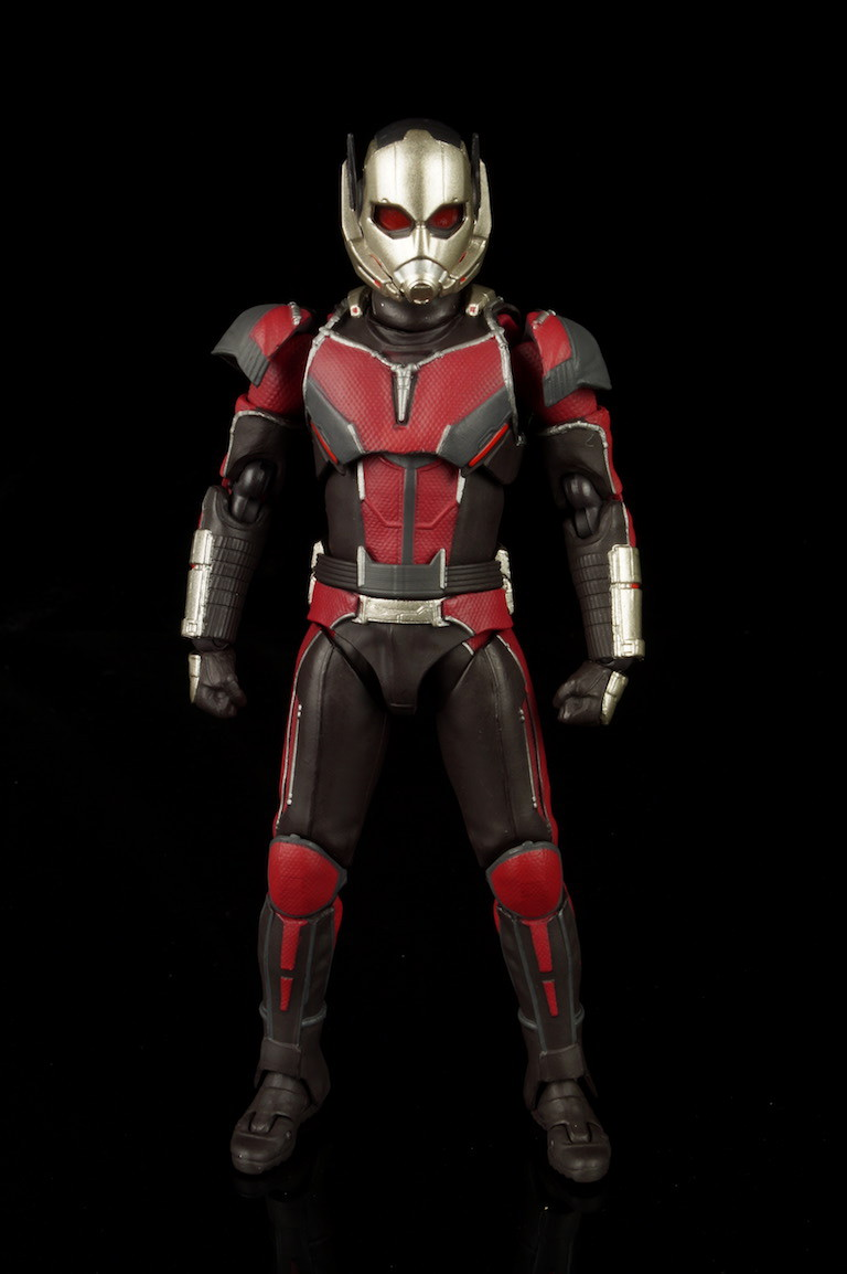 S H E Together Forever Hebe: S.H. Figuarts Marvel Ant-Man Review