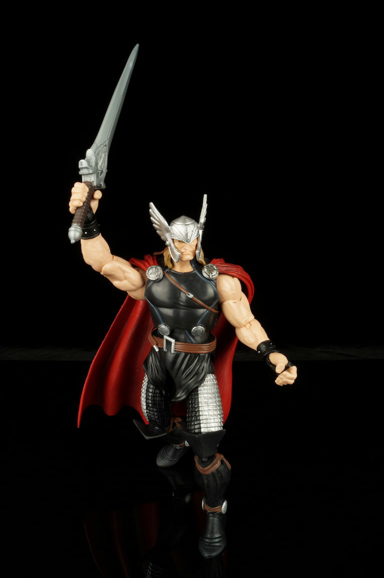 Marvel Legends Allfather Series Thor Review | The Fwoosh