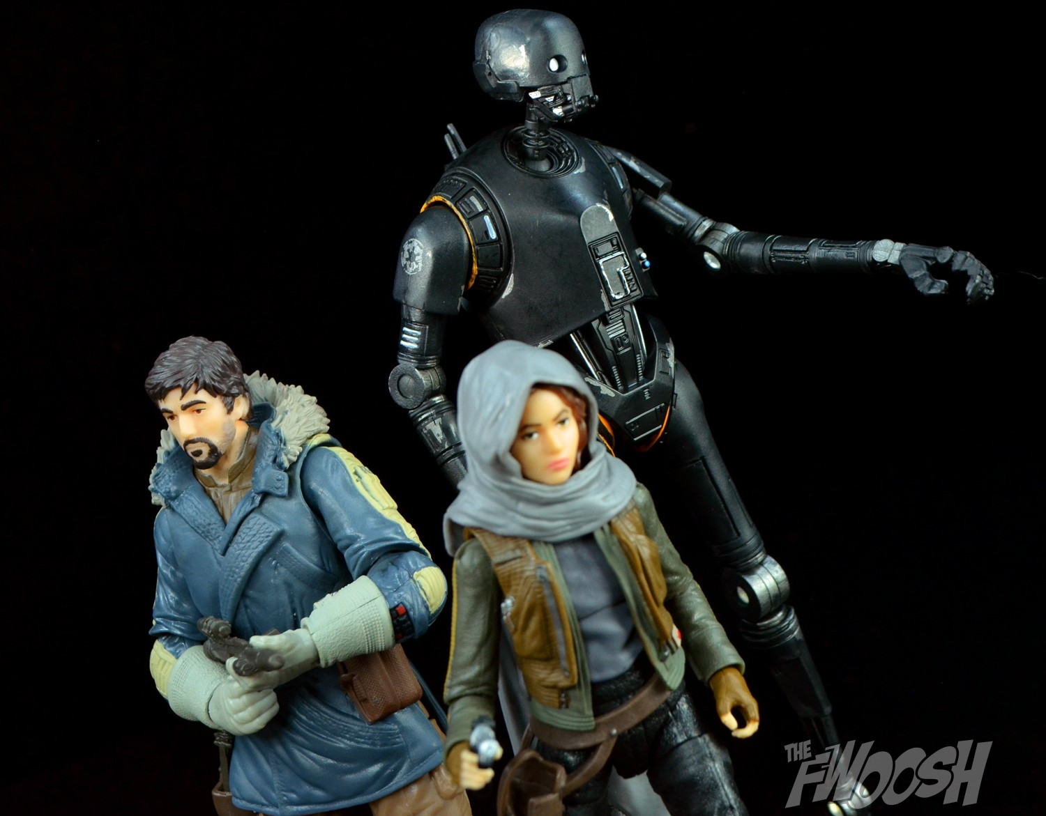 Cassian Andor Eadu Star Wars The Rogue One Collection 2016