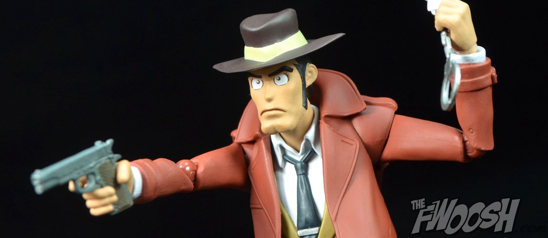 Lupin Iii S.H.Figuarts Bandai Figure Zenigata