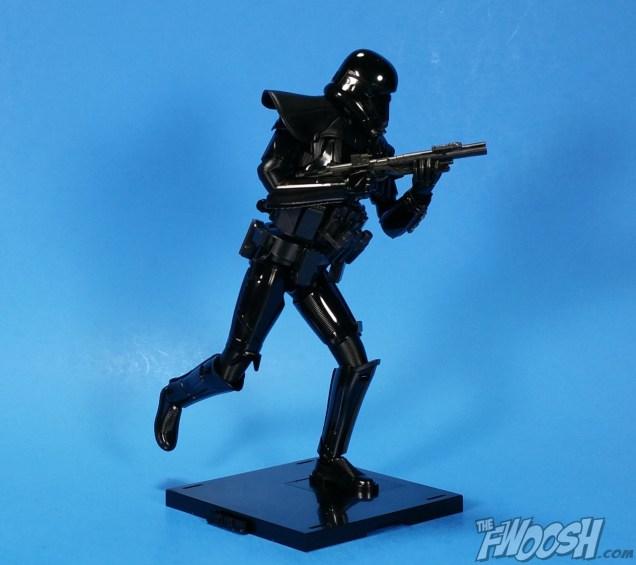 Bandai Star Wars Rogue One Model Kit Death Trooper 04