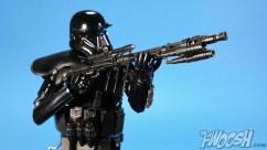 Bandai Star Wars Rogue One Model Kit Death Trooper 05