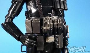 Bandai Star Wars Rogue One Model Kit Death Trooper Close 03