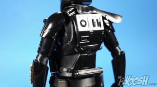 Bandai Star Wars Rogue One Model Kit Death Trooper Close 04