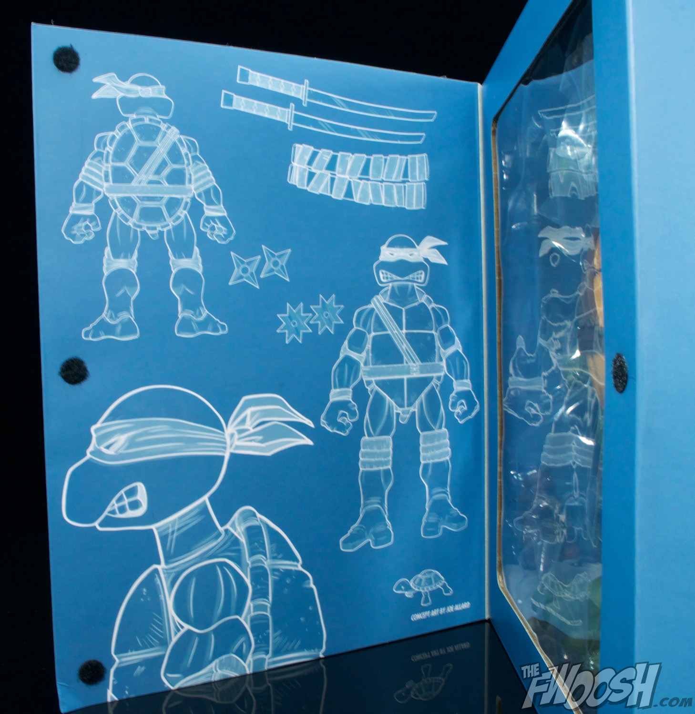 MONDO: Teenage Mutant Ninja Turtles Leonardo  