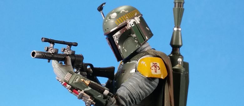 Best of 2016: Medicom MAFEX Star Wars Boba Fett (The Empire Strikes