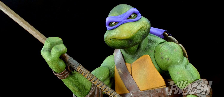 Neca Teenage Mutant Ninja Turtles Quarter Scale Movie Donatello