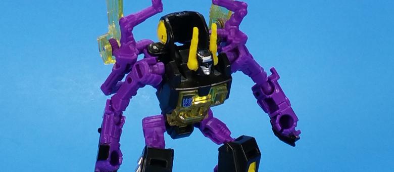 Hasbro Transformers Titans Return Legends Kickback Action Figure Robot Kids Toys