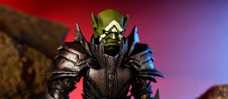Four Horsemen Studios: Mythic Legions Urzokk |