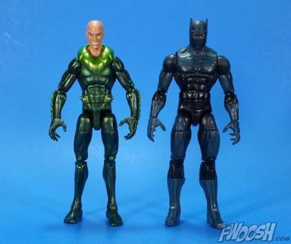 Hasbro Marvel Legends Ultimate Spider-Man and Vulture 2 Pack Comparison 01