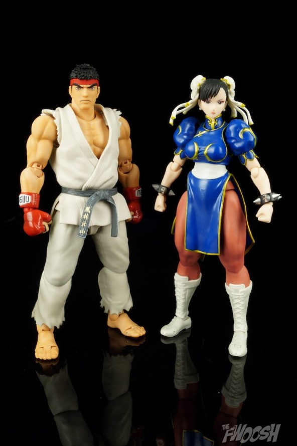 S H  Figuarts Street Fighter Chun