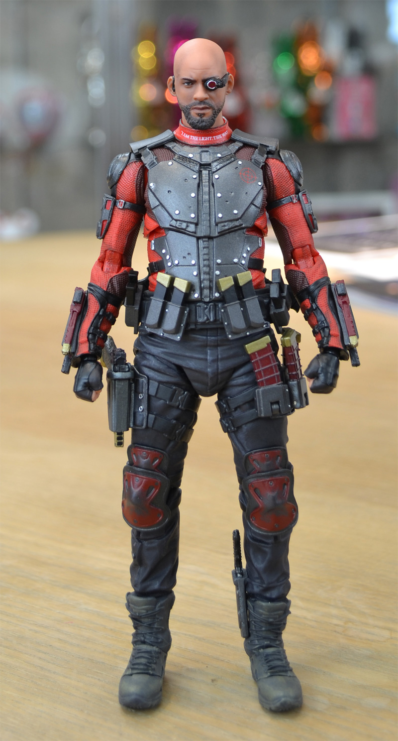 Medicom: MAFEX TDK Joker 2 0 and TDKR Bane plus Suicide