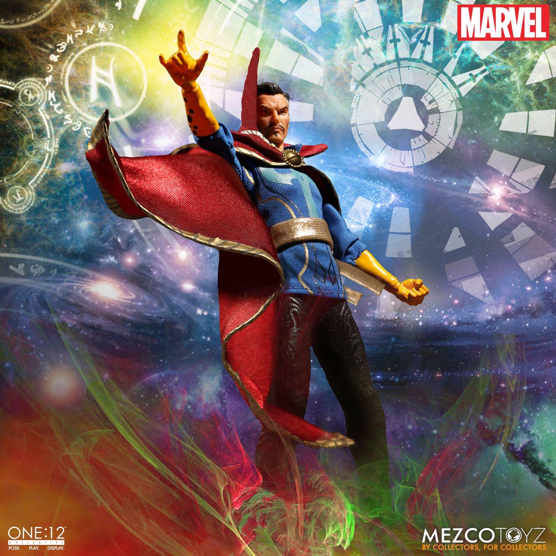 Mezco one 12 collective dr strange promotional images - Doctor strange images ...