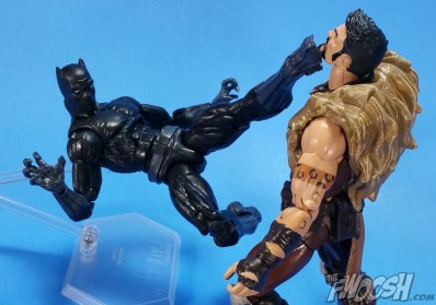 Hasbro Marvel Legends Black Panther Walmart Exclusive 10