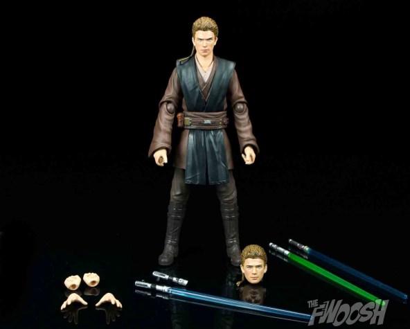 Bandai: S.H. Figuarts Star Wars Episode II Anakin ...