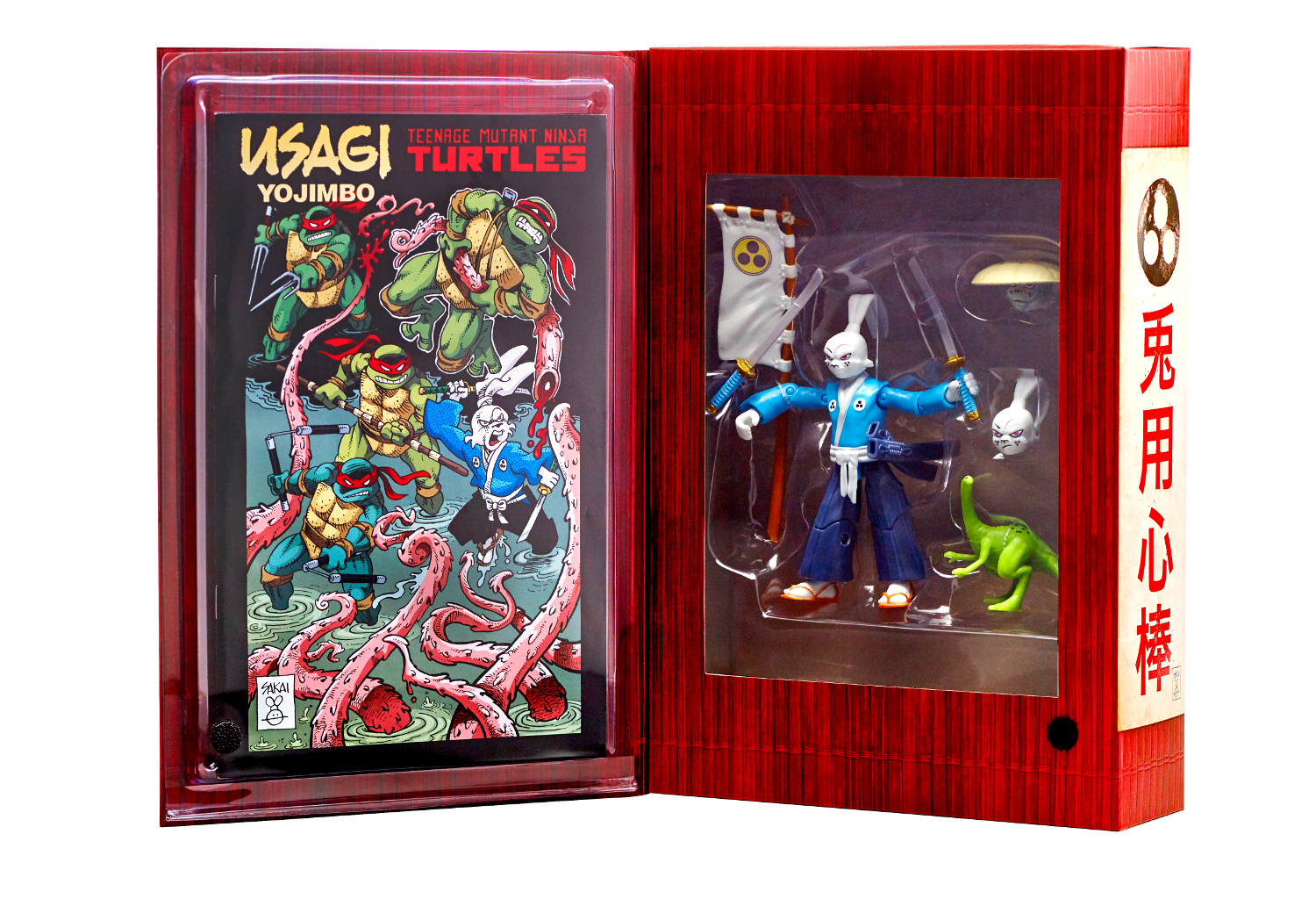 Playmates Toys Usagi Yojimbo And Voltron Sdcc 2017 Exclusives The