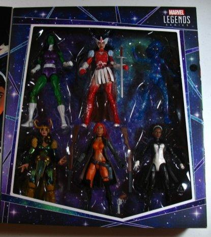 A-Force Box set (3)