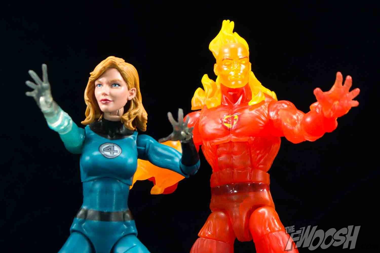 Hasbro: Marvel Legends Human Torch  